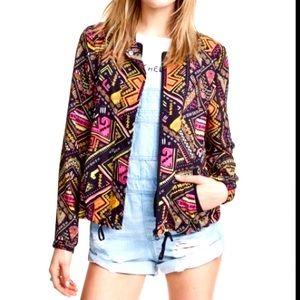 Coachella jacket size small